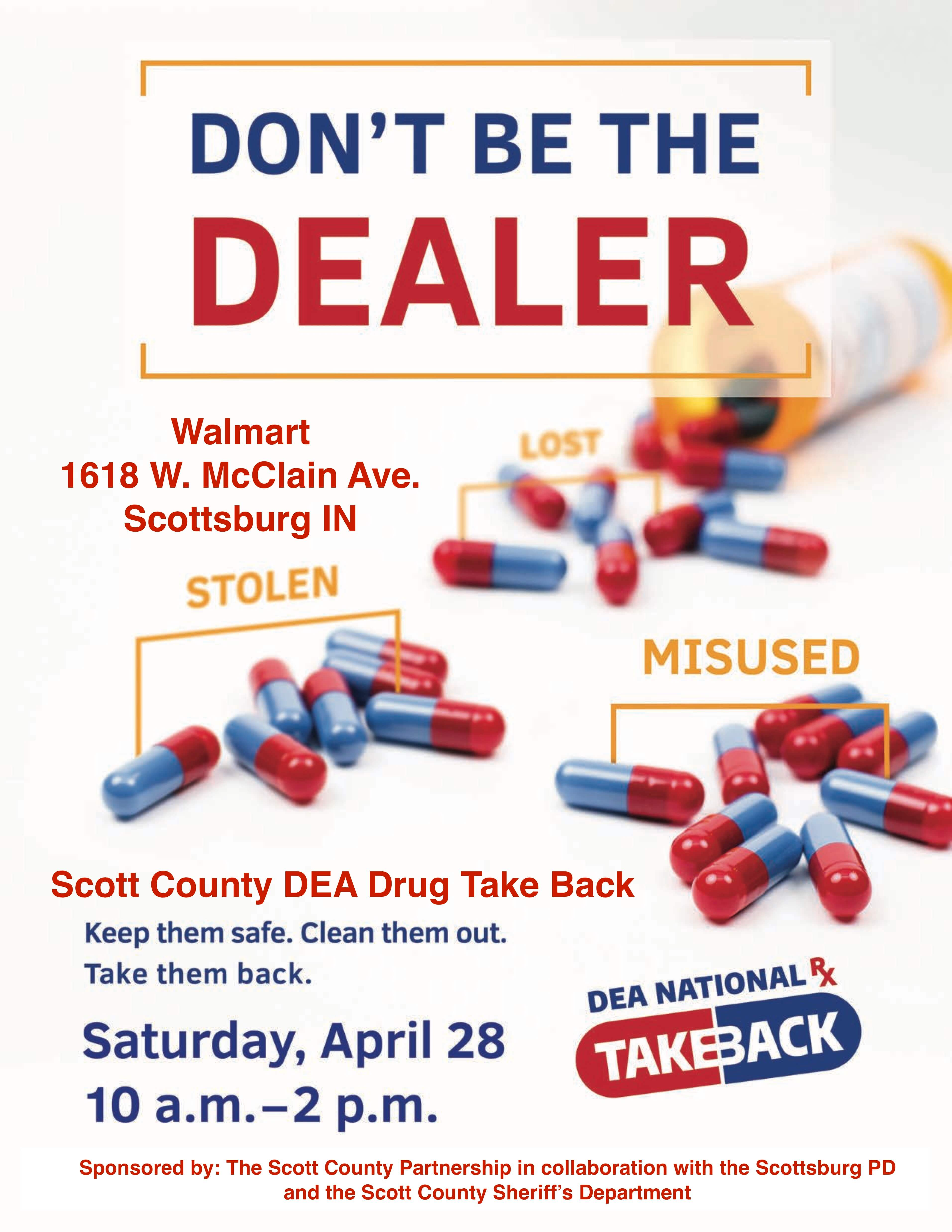 DEA TakeBack2018