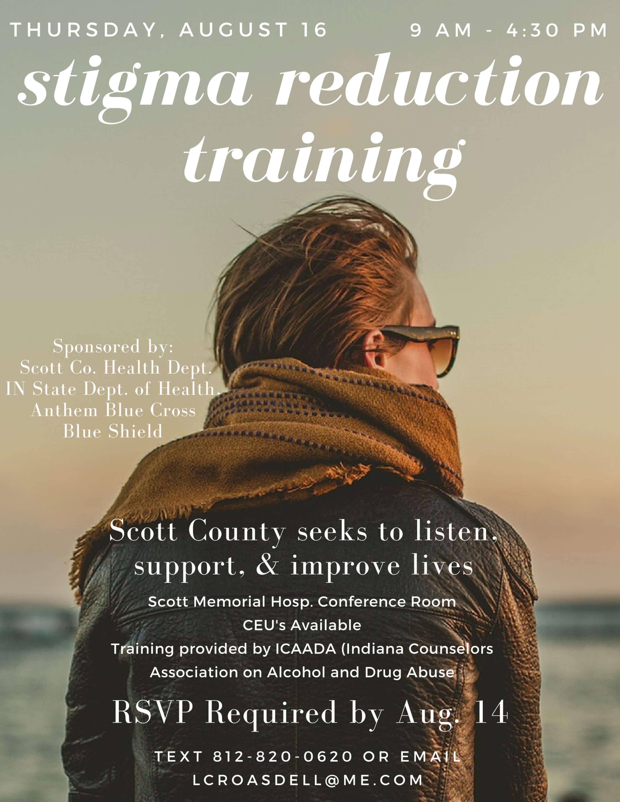 Stigma Reduction Training