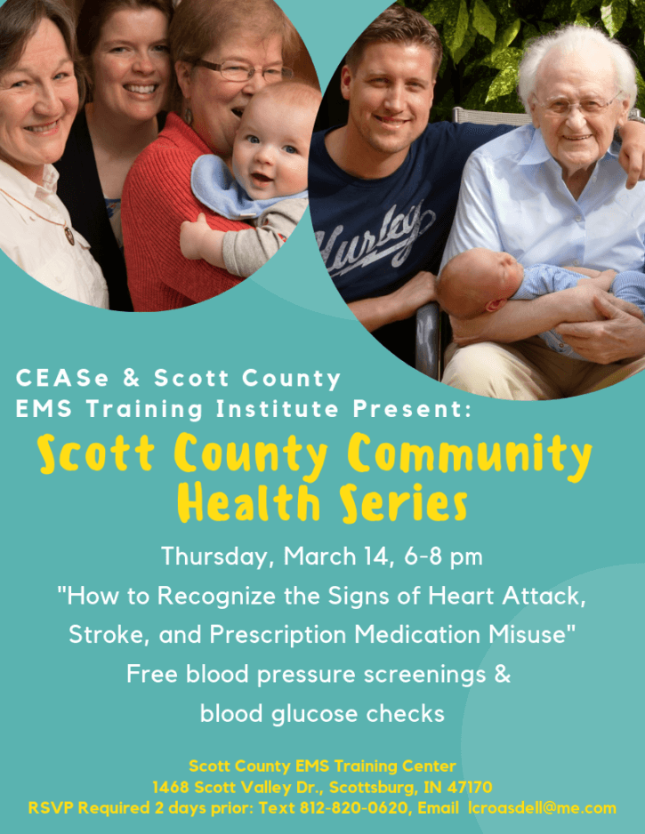 Mar 14 Scott Co Comm Health Series