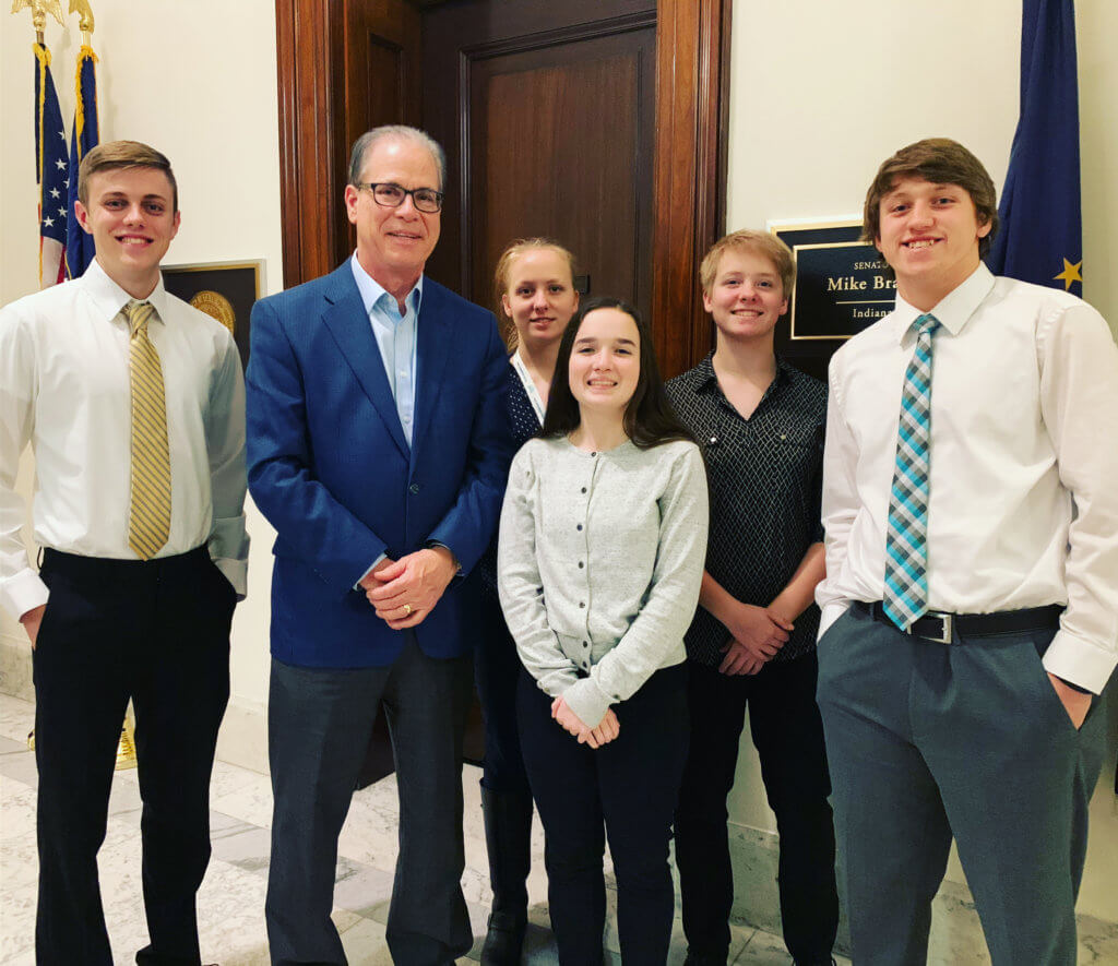 Empower Youth and Mike Braun