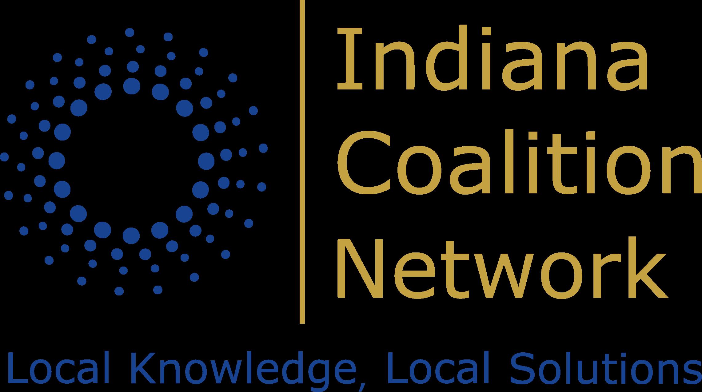 Indiana Coalition Network Logo