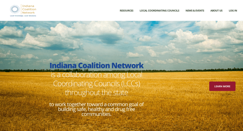 Indiana Coalition Network Grant